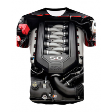 5 litre-sublimated-3D-T-Shirt