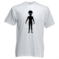 Alien Standing T-Shirt
