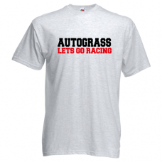 Autograss Lets Go Racing T-Shirt