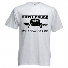 Autograss A Way Of Life T-Shirt