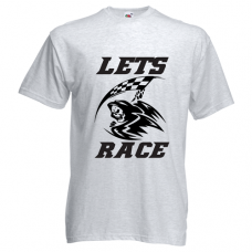 Lets Race Reaper T-Shirt