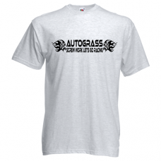 Autograss Screw Work Lets Go Racing T-Shirt