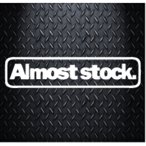 Almost Stock Decal