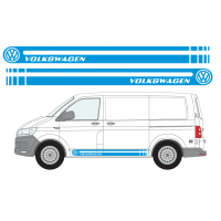 Universal Volkswagen Transporter stripes type 1