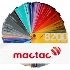 MACal 8200 Pro Mactac calendered sign vinyl (5 mtr roll min order)