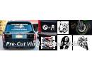Pre Cut Vinyl Decals & Vehicle Graphics