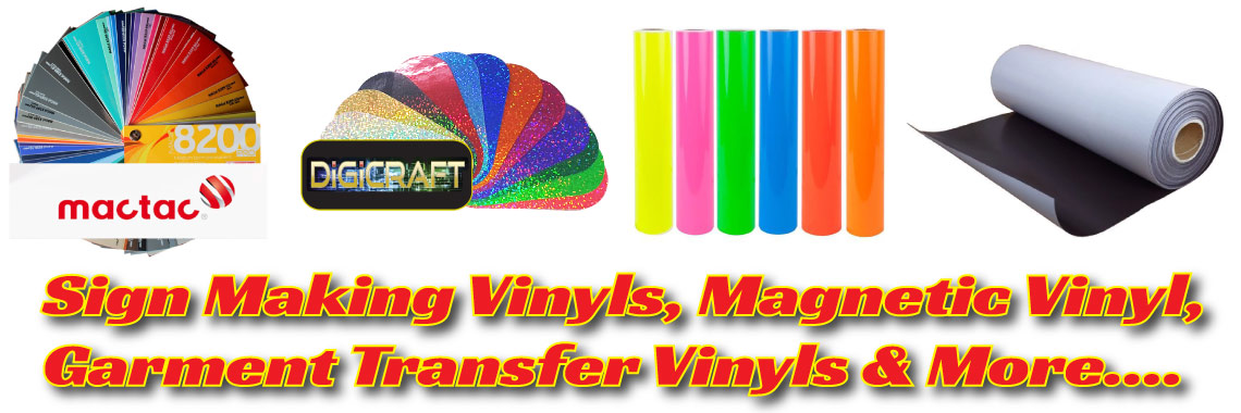 Sign Making Vinyls & Supply's